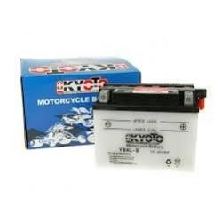 YB4L-B  Batterie moto 12V 4AH