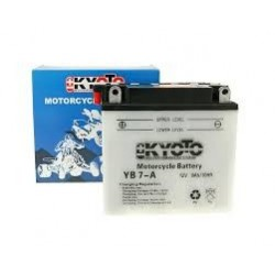 YB7-A Batterie moto 12V 8AH