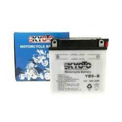 YB9-B Batterie moto 12V 9AH