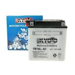 YB10L-A2 Batterie moto 12V 11AH