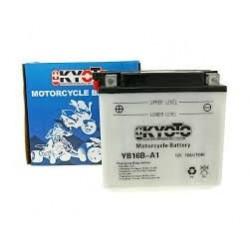 YB16L-B Batterie moto 12V 19AH