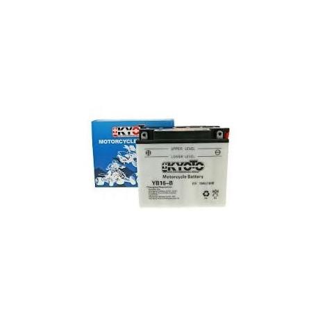 YB16-B Batterie moto 12V 19AH