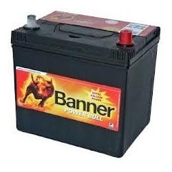Batterie Banner PowerBull P6068 12 V 60Ah 480 EN