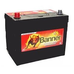 batterie banner powerbull p7024 12 v 70ah 570 en probatteries. Black Bedroom Furniture Sets. Home Design Ideas