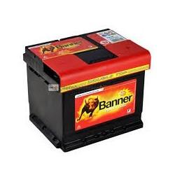 Batterie Banner PowerBull P4409 12 V 44Ah 420 EN