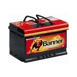 Batterie Banner PowerBull P6219 12 V 62Ah 540 EN