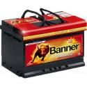 Batterie Banner PowerBull P7209 12 V 72Ah 660 EN