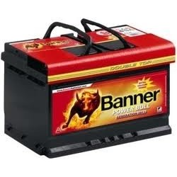 Batterie Banner PowerBull P7412 12 V 74Ah 680 EN