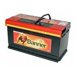 Batterie Banner PowerBull P9533 12 V 100Ah 760 EN
