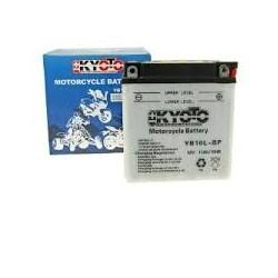 YB10L-BP Batterie moto 12V 11AH