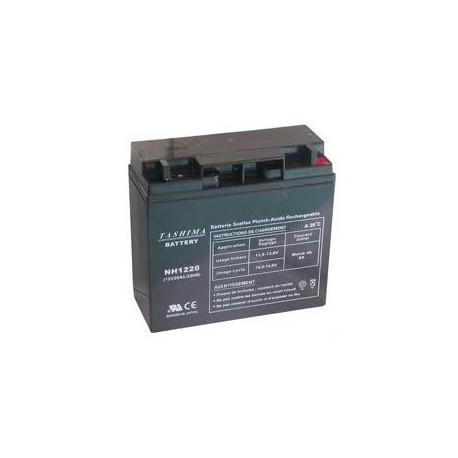 batterie moto etanche au gel 12v / 20ah nh1220