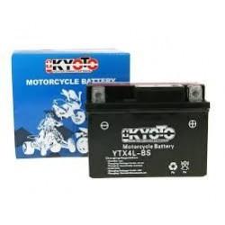 YTX4L-BS Batterie moto 12V 3AH