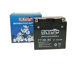 YT14B-4 Batterie moto 12V 13H
