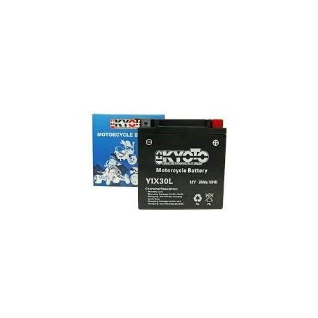 yix30l kyoto batterie moto 12v 30ah. Black Bedroom Furniture Sets. Home Design Ideas