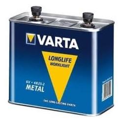 Pile 4R25-2 6V VARTA PORTO Metal