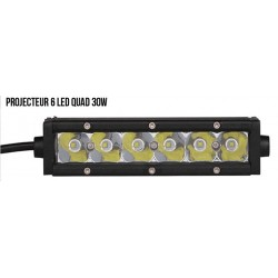 Projecteur 6 led 30w