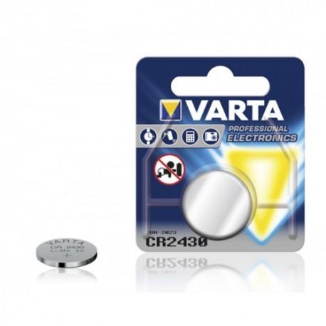 Pile bouton lithium 3V Varta
