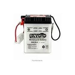 6N4-2A-2  Kyoto Batterie moto 6V 4AH