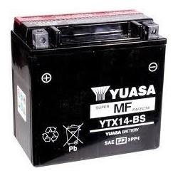 YTX14-BS YUASA BATTERIE 12V 12AH