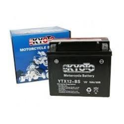 YTX12-BS Batterie moto 12V 10AH
