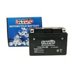 YT12A-BS Batterie moto 12V 10AH