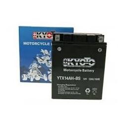 YTX14AH-BS Batterie moto 12V 12AH