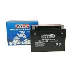 YTX15L-BS Batterie moto 12V 13AH