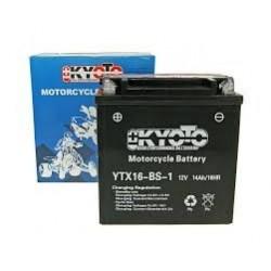 YTX16-BS Batterie moto 12V 14AH