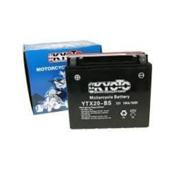 YTX20-BS Batterie moto 12V 18Ah