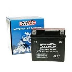 YTX5L-BS Batterie moto 12V 4AH